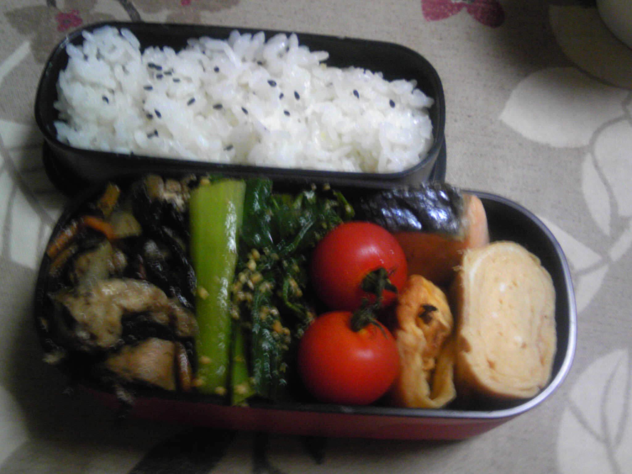 鮭弁当(草食系)