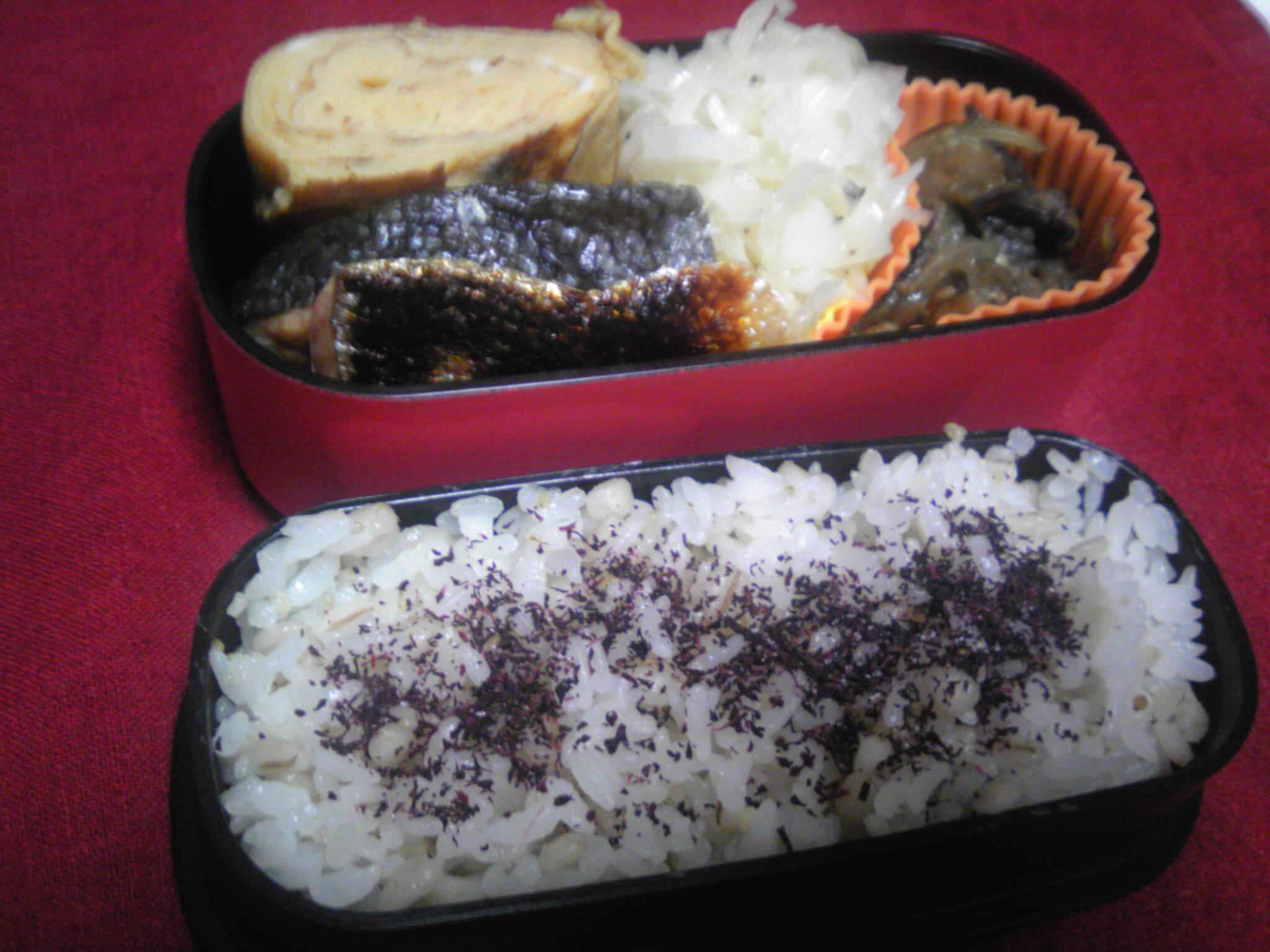 鮭弁当 パート2